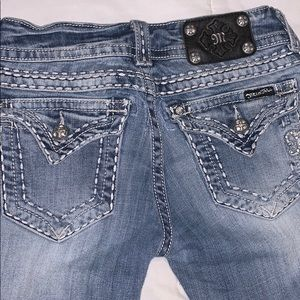 Miss Me Jeans Size 27 Straight